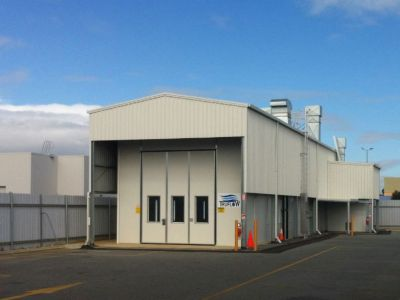 Expansion Works at Kruger Transport Facility, Wetherill Park